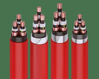 Copper Medium Voltage Power Cables